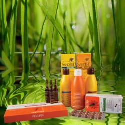 Средства за профилактика и укрепване на косата Санотинт-Миглиорин