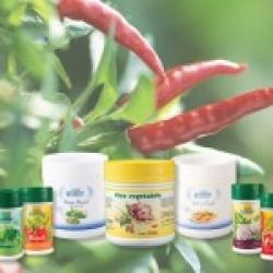 Растителни подправки